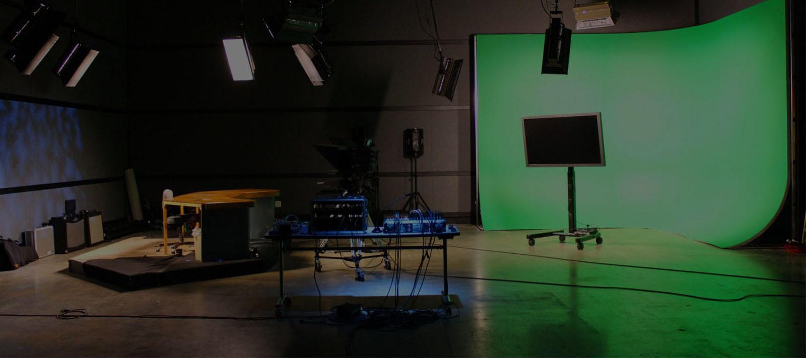 Obsługa planów filmowych i telewizyjnych